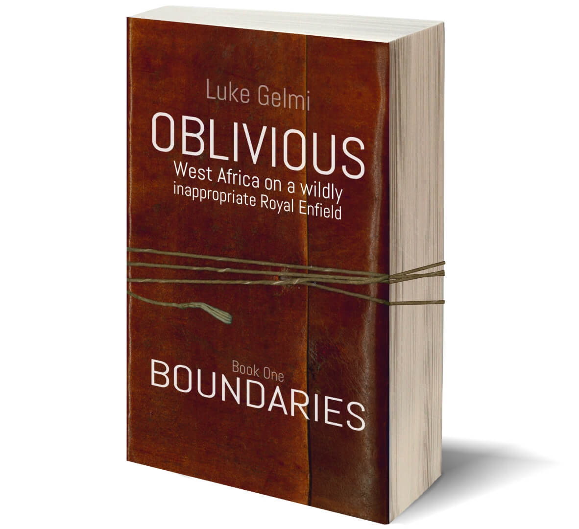 Oblivious book cover